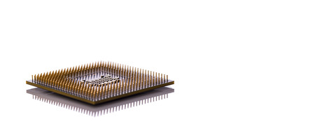 computer cpu: Computer cpu central processor unit chip background