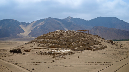 Caral, or Caral-Chupacigarro, was a large settlement in the Supe Valley, near Supe, Barranca Province, Peru, some 200 kilometres north of Lima. Caral is the most ancient city of the Americas and a well-studied site of the Norte Chico civilization.