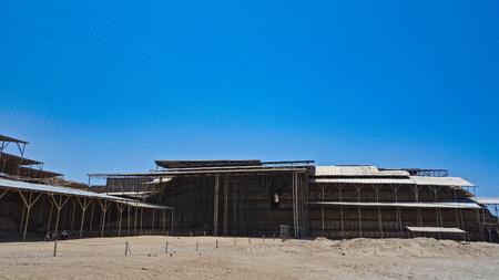 Feb 19, 2015 - Trujillo, Peru: Huaca de la Luna archaeological complex, La Libertad Province