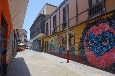 Real Felipe Fortress in the port of Callao, Lima, Peru Publikacyjne