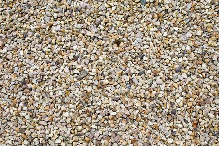 gravel: Gravel driveway background texture Stock Photo