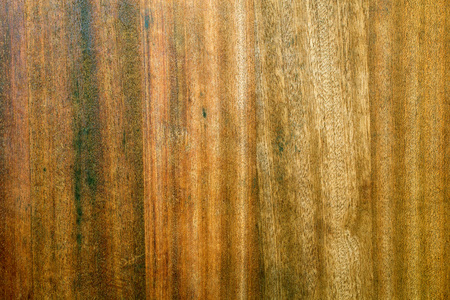 scored: Dark wood chopping board texture with character marks from usage over time