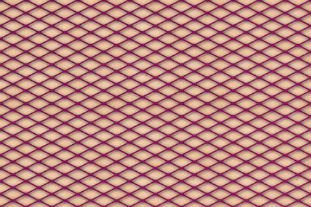 Purple fishnet stockings pattern on a pale skin texture