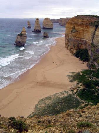 Twelve Apostles Great Ocean Road, Victoria, Australia