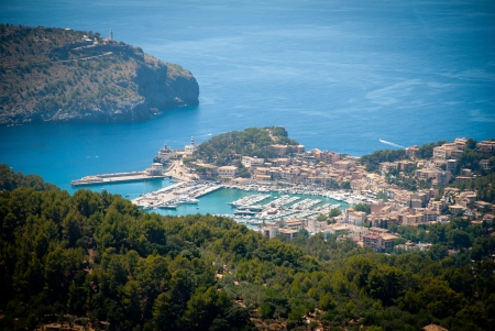 Port Soller  Spain  Stock Photo - 14778169