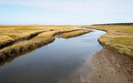 Landscape, North Sea