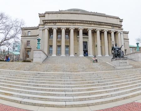 Columbia University Library, New York