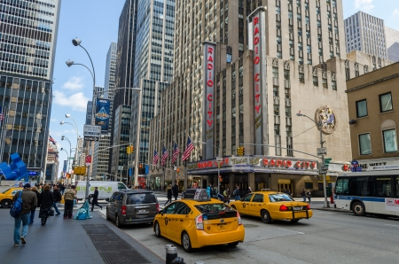 Radio City Music Hall, New York