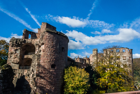 Castle of Heidelberg