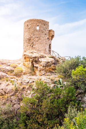 des: Torre des Verger Viewpoint, Majorca