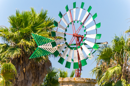 palma: Old Windmill Majorca