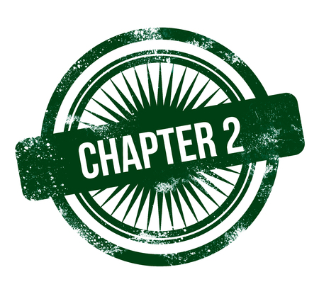 chapter 2 - green grunge stamp