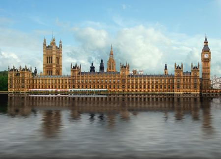 A photography of the london big ben photo