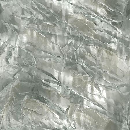 An illustration of a shiny metal foil Stock Illustration - 3353770