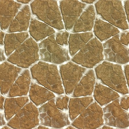 textur: An illustration of a textur toad stone Stock Photo