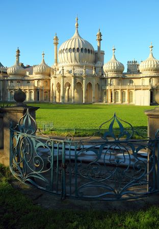 outrageous: A photography of the royal pavilion in brighton