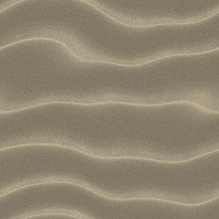 An illustration of a seamless sand background Stock Illustration - 4561313