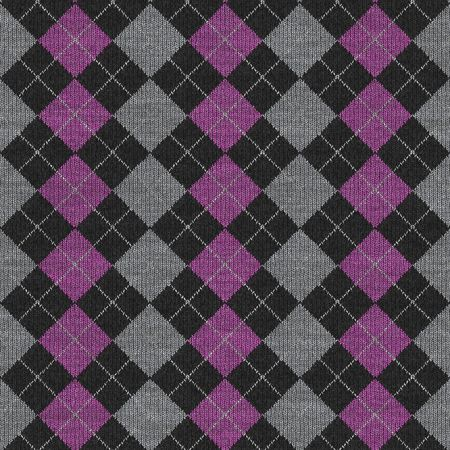 woolen cloth: An illustration of a colored woolen fabric