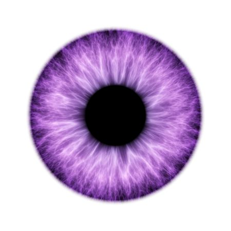 spooky eyes: An illustration of a beautiful colored iris texture
