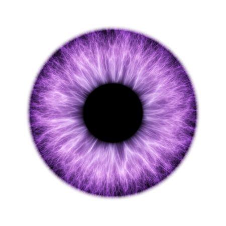 Un ejemplo de una bella textura de color del iris Foto de archivo