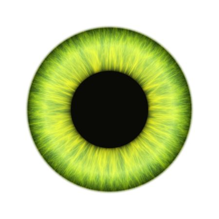 dilated pupils: An illustration of a beautiful colored iris texture