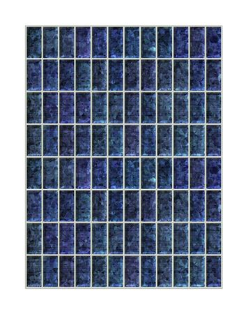 An illustration of a solar panel texture illustration