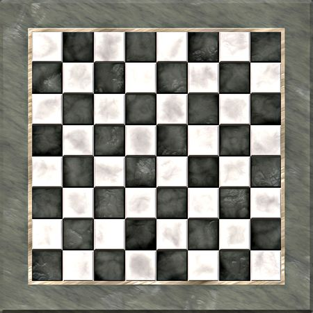 An illustration of a nice chess board illustration
