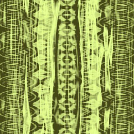 An illustration of a seamless batik fabric