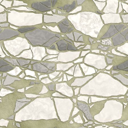 An illustration of a seamless tiles texture illustration