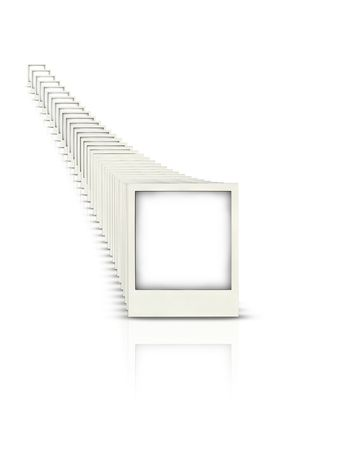 An illustration of nice picture frames zoom