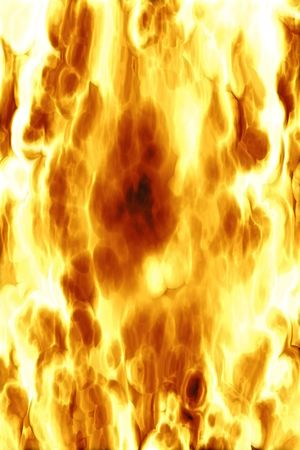 An illustration of a nice abstract fire texture