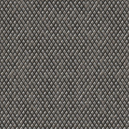An illustration of a nice seamless metal weave texture illustration