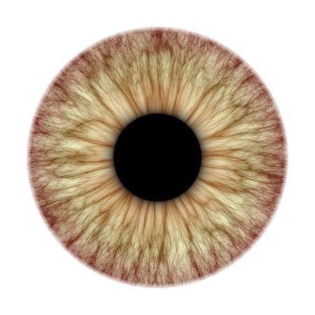 Una ilustración de una textura agradable iris  Foto de archivo