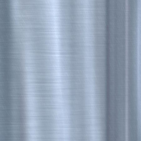 An illustration of a brushed metal texture