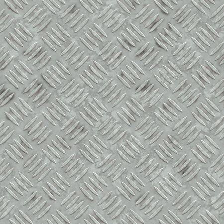 An illustration of a metal plate texture Stock Illustration - 5874003