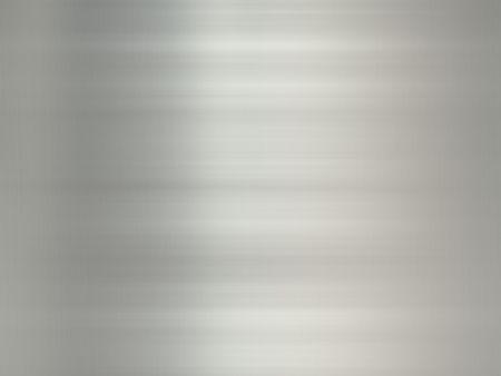 brushed metal texture Stock Photo - 6069325