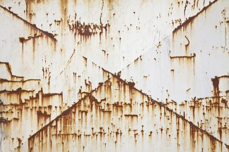 A photography of a rusty plate background Stock Photo - 6352576