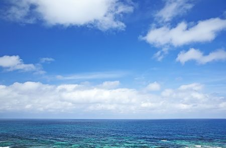 A photography of sunny beach in Australia Stock Photo - 6410297