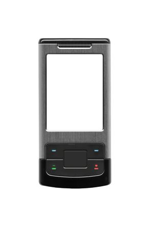 An illustration of a nice mobile phone Stock Illustration - 6643487