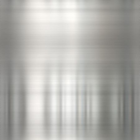 An illustration of a brushed metal texture Stock Illustration - 6735484