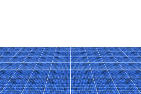 A solar panels texture Stock Photo - 6902789