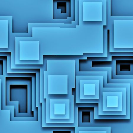 An illustration of a nice abstract blue graphic background illustration