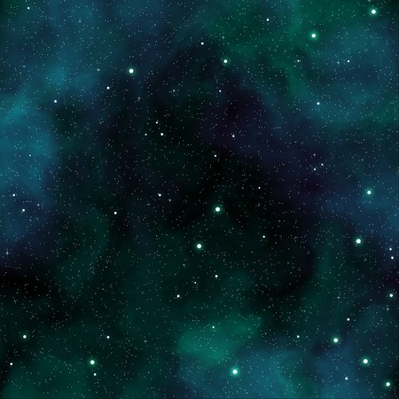 An image of a seamless star field photo