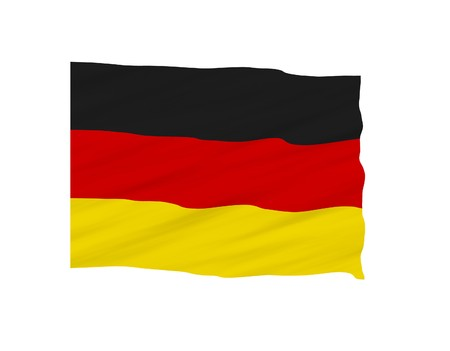A nice image of the German flag photo