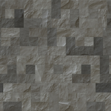 a nice seamless grey slate flooring texture background photo