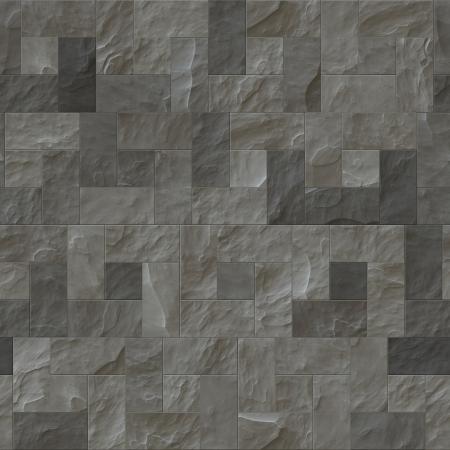 pavimento gres: un bel ardesia grigia senza saldatura pavimentazione sfondo trama