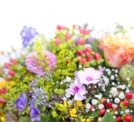arreglo floral: Una imagen de un agradable bouquet de flores