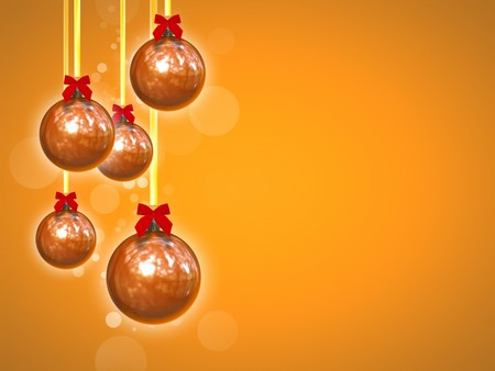 An image of a nice christmas background Stock Photo - 7584457