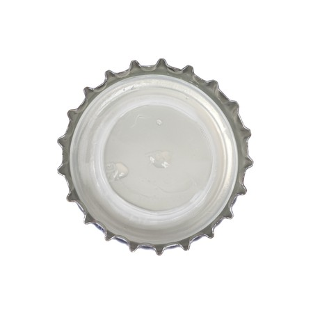 An image of a isolated bottle cap photo