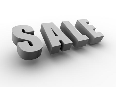 An image of a nice sale sign photo